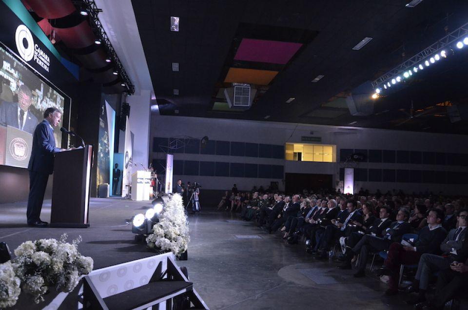 CELEBRACIÓN 90 AÑOS DE LA CÁMARA DE COMERCIO DE PEREIRA